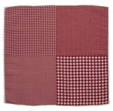 The Tie Bar Printed Panel Pocket Square