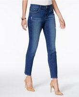 Style&Co. Style & Co Rip-detail Skinny Ankle Jeans, Only at Macy's