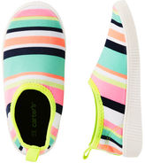 Carter's Striped Water Shoes
