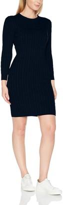 Gant Women's D1. Stretch Cotton Cable Dress