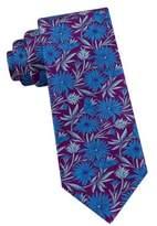 Ted Baker Daisy Cluster Silk Tie