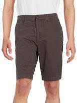 Weatherproof Cotton Chino Shorts
