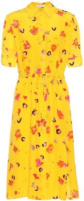 Altuzarra Vittoria floral silk dress