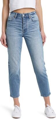 DAZE The Original High Waist Ankle Mom Jeans