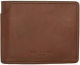 Rag & Bone Brown Bifold Wallet