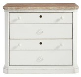 Stanley Furniture Juniper Dell 2-Drawer Lateral File Finish: 17th Century White