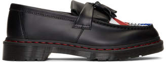 Dr. Martens Black The Who Edition Adrian Loafers