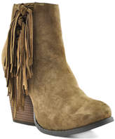 Very Volatile Light Brown Dreamcatch Suede Boot