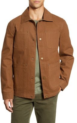 Pendleton Baldwin Four Pocket Water Resistant Canvas Jacket