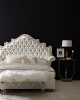 Haute House Daniella Tufted Queen Bed