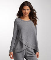 Midnight by Carole Hochman In The Moment Knit Lounge Top - Women's