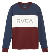 RVCA Men's Heavy Hitter Shirt