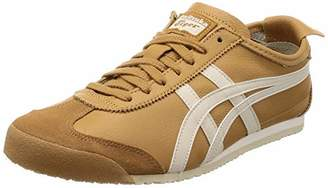 Onitsuka Tiger by Asics Unisex Adults Mexico 66 1183a201-200 Low-Top Sneakers, Beige