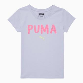 Puma Alpha Girls' Graphic Tee JR