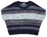 Splendid Little Girl Mixed Yarn Sweater