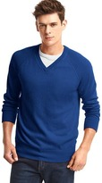 Gap Wool V-neck sweater