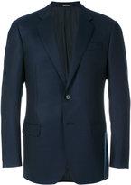 Giorgio Armani classic blazer - men - Viscose/Cashmere/Virgin Wool - 48