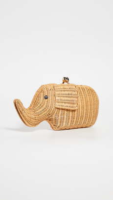 Serpui Marie Bruce Elephant Bag