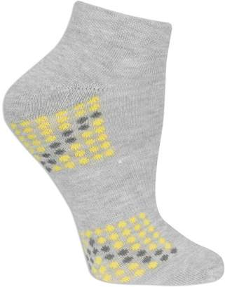 Fruit of the Loom Ladies Arch Support Low Cut Socks - 6 Pair