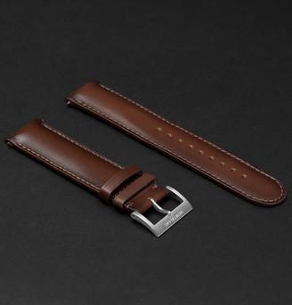 Montblanc Summit Leather Watch Strap