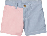 Ralph Lauren Patchwork Cotton Shorts