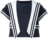 Dolce & Gabbana sailor style cropped jacket