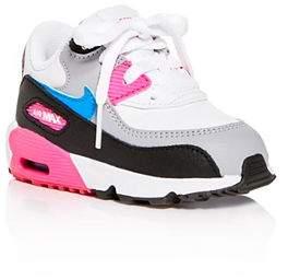 Nike Girls' Air Max 90 Color-Block Low-Top Sneakers - Walker, Toddler