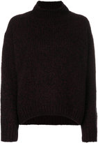 Vince roll neck knit pullover