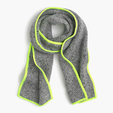 J.Crew Kids' speckled Donegal wool scarf