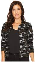 Sanctuary Sequins Jacket Women's Coat