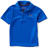 Under Armour Baby Boys 12-24 Months Match Play Double-Knit Short-Sleeve Polo Shirt