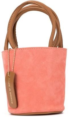 FOLKLOORE Mini Bucket Bag