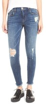 Women's Sts Blue Emma Distressed Ankle Skinny Jeans