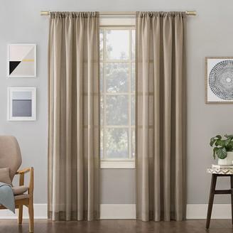 Amalfi by Rangoni No. 918 1-Panel Sheer Curtain