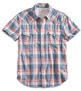 Lucky Brand Men's Dry Creek Western Shirt