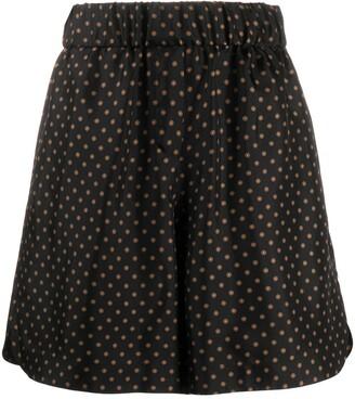 Alberto Biani Polka Dot Shorts