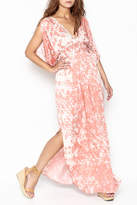 Love Stitch Lovestitch Allison Maxi Dress