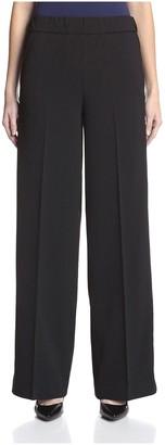 Les Copains Women's Wool Trouser