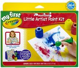 Crayola My First Washable Little Artist Paint Kit