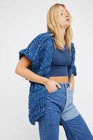 Long Vest by Loopy Mango at Free People