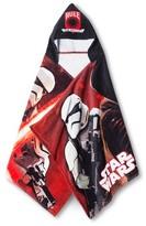 Disney Star Wars Episode 7 First Order Hooded Towel