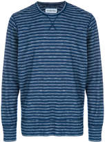 Universal Works Heskin striped sweater
