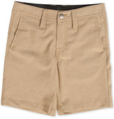 Volcom Little Boys' Static Hybrid Shorts