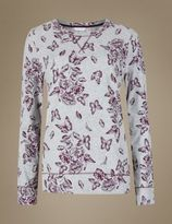 Marks and Spencer Floral Print Pyjama Top