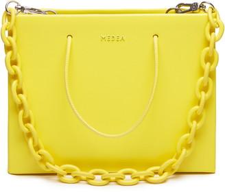 Medea Hanna Chain Strap Leather Bag