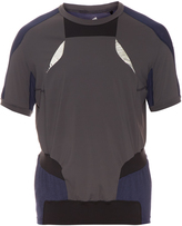 adidas Hybrid short-sleeved technical T-shirt