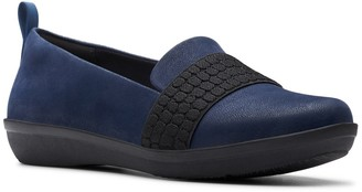 Clarks Ayla Sloane Loafer (Wide Width Available)