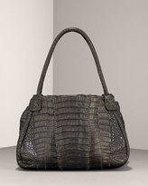 Medium Crocodile Tote