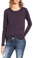 BP Women's Stripe Crewneck Tee