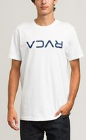 RVCA Men's Flipped T-Shirt